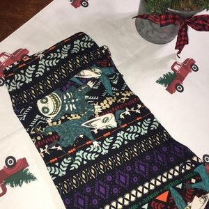 LuLaRoe Pants - 💥Price Firm💥BNWOT OS Lularoe Leggings
